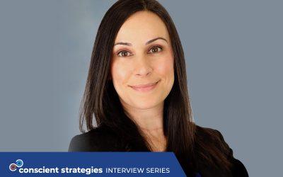 Conscient Leaders: Interview with Roya Vasseghi
