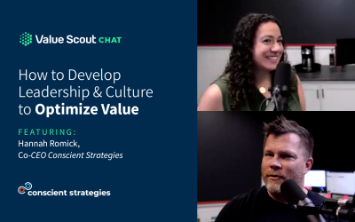 How to Develop Leadership & Culture to Optimize Value