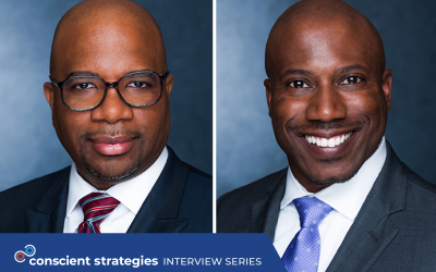 Conscient Leaders: Interview with Al Johnson and Broderick Young