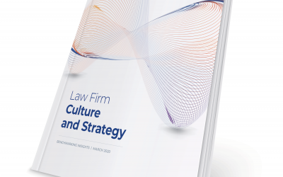 Law Firm Culture and Strategy